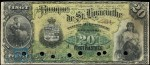 Value of Old Banknotes from La Banque De St. Hyacinthe, Canada