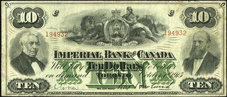 imperial bank 1915 10