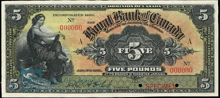 jamaica 1911 5 pounds