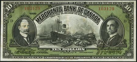 merchants bank 1917 10