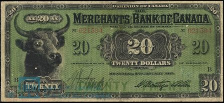 merchants bank 1917 20