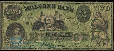 molsons 1857
