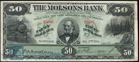 molsons 1914 50