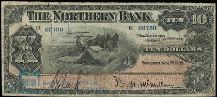 northern bank 1905 10