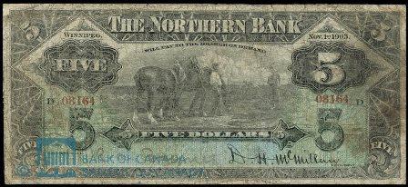 northern bank 1905 5
