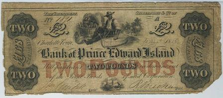 prince edward island two pounds