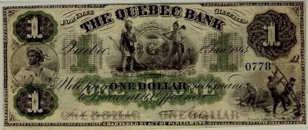 quebec 1863 no overprint