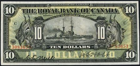 royal canada 1913 10