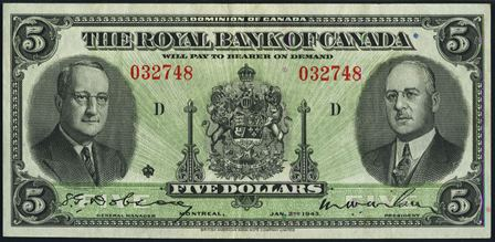 royal canada 1943 5