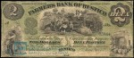 Value of Old Banknotes from The Farmers Bank of Rustico, Canada