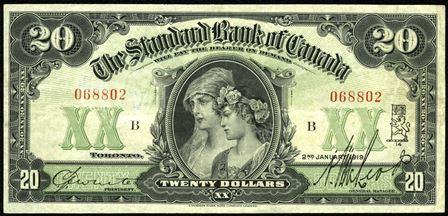 standard bank 1914 20