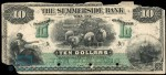 Value of Old Banknotes from The Summerside Bank of Prince Edward Island, Canada