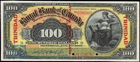 trinidad 1909 100