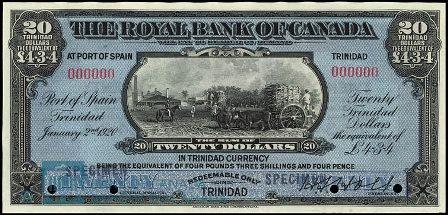 trinidad 1920 20