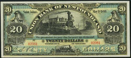 union NF 1889 20
