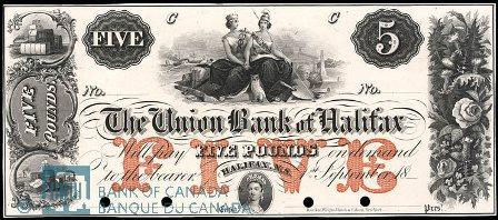 union halifax 1861
