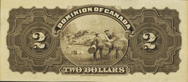 1897-Dominion-Of-Canada-2-Dollar-Bill-Ba