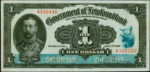 Value of January 2nd 1920 Government of Newfoundland $1 Bill